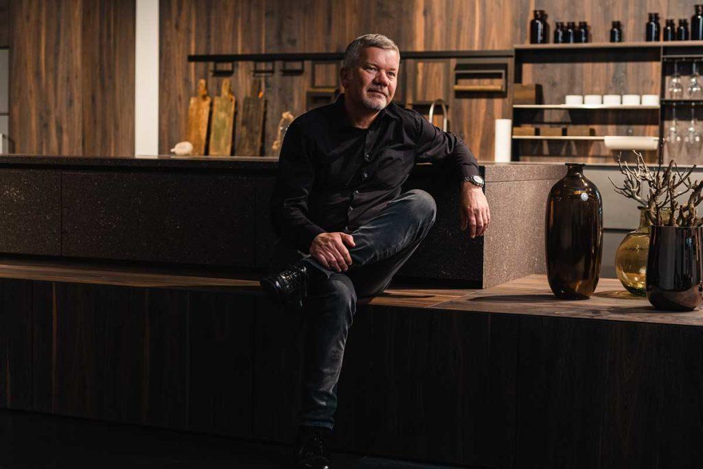 Michael Wunram, 4ème génération à la tête de l'entreprise fondée par son arrière Grand-Père, fils de Christa EGGERSMANN