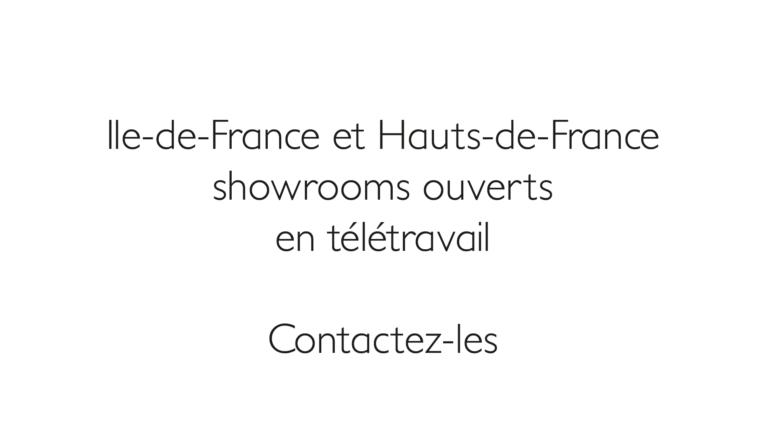 Ile de France et Hauts de France Télétravail